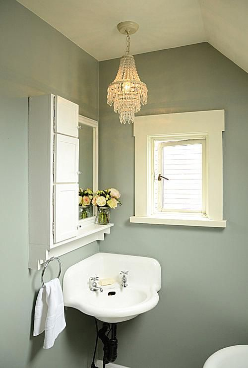 7 Great Ideas For Tiny Bathrooms - Tiny-bathrooms