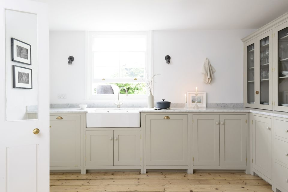 Real Shaker Kitchen from deVOL.
