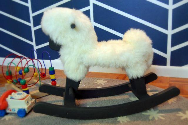 Sheep rocker DIY