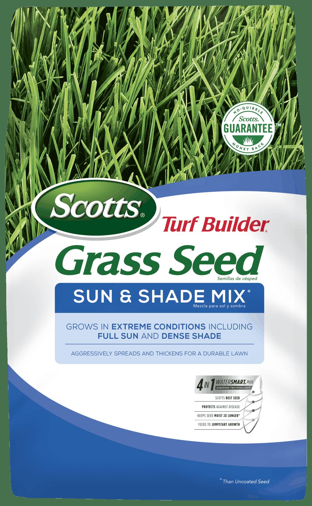 Turf Builder Sun & Shade Mix