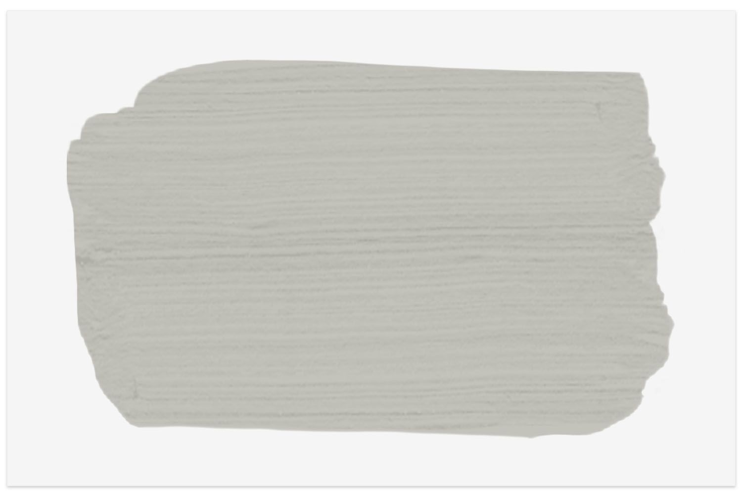 The Spruce Paint swatch in Calming Gray