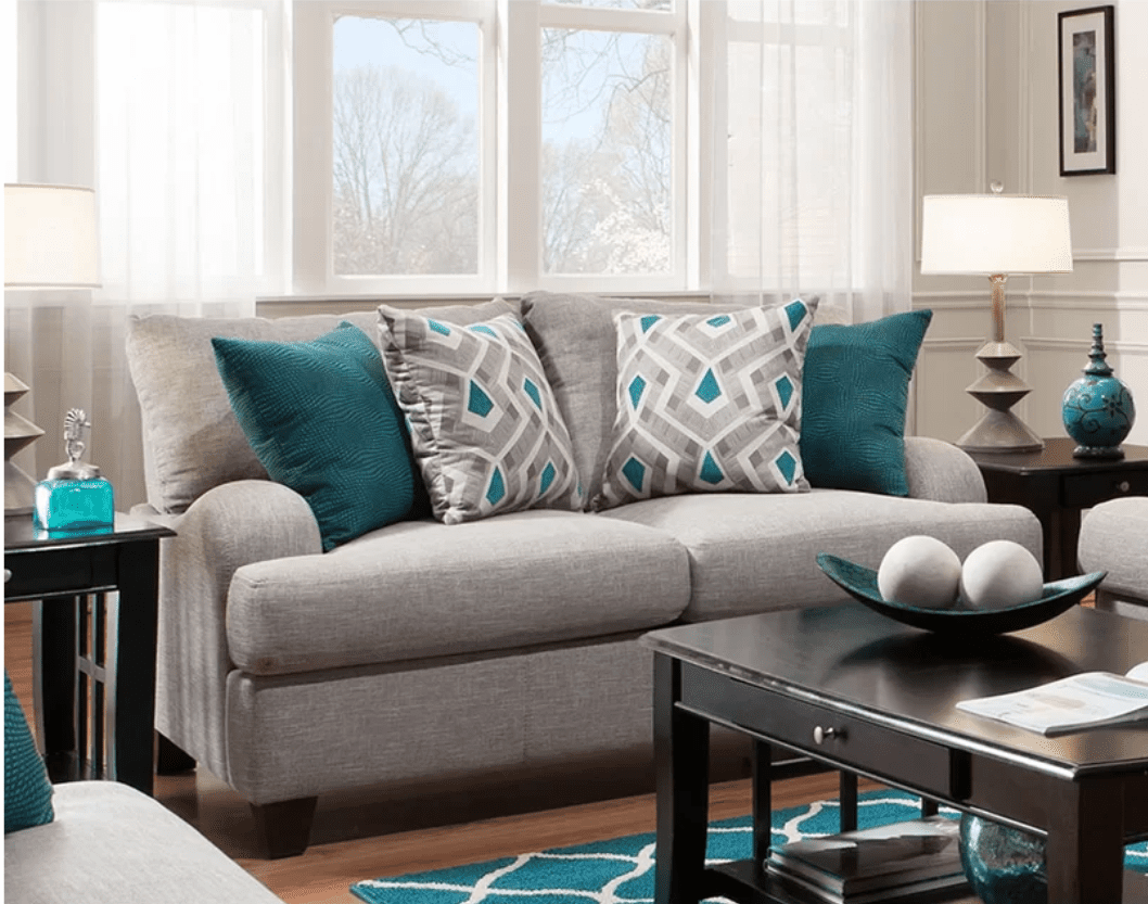 Best Overall Laurel Foundry Modern Farmhouse Roaslie Loveseat