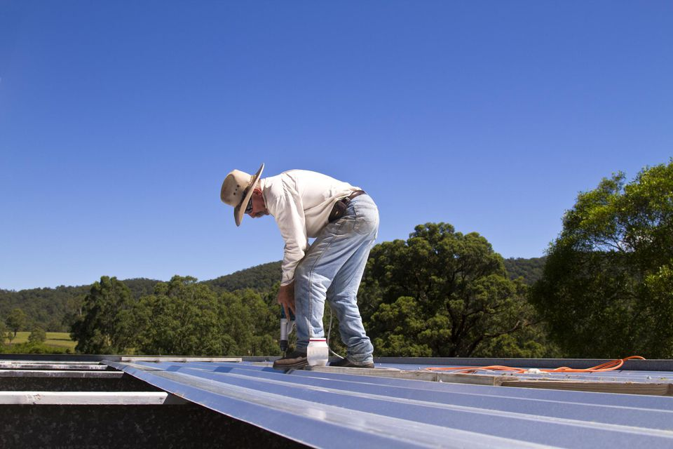 How To Repair A Hole In A Metal Roof System