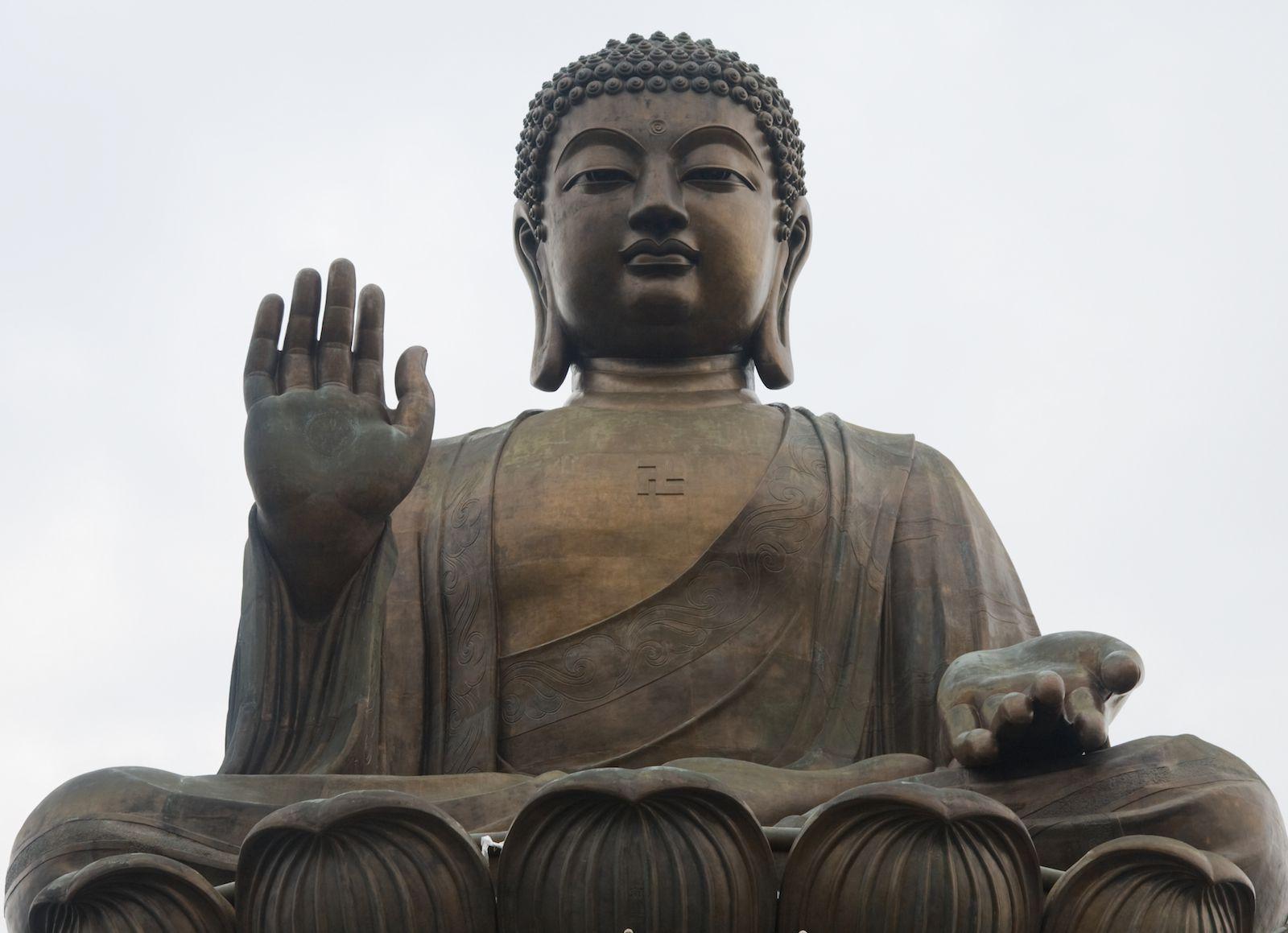abhaya buddha mudra