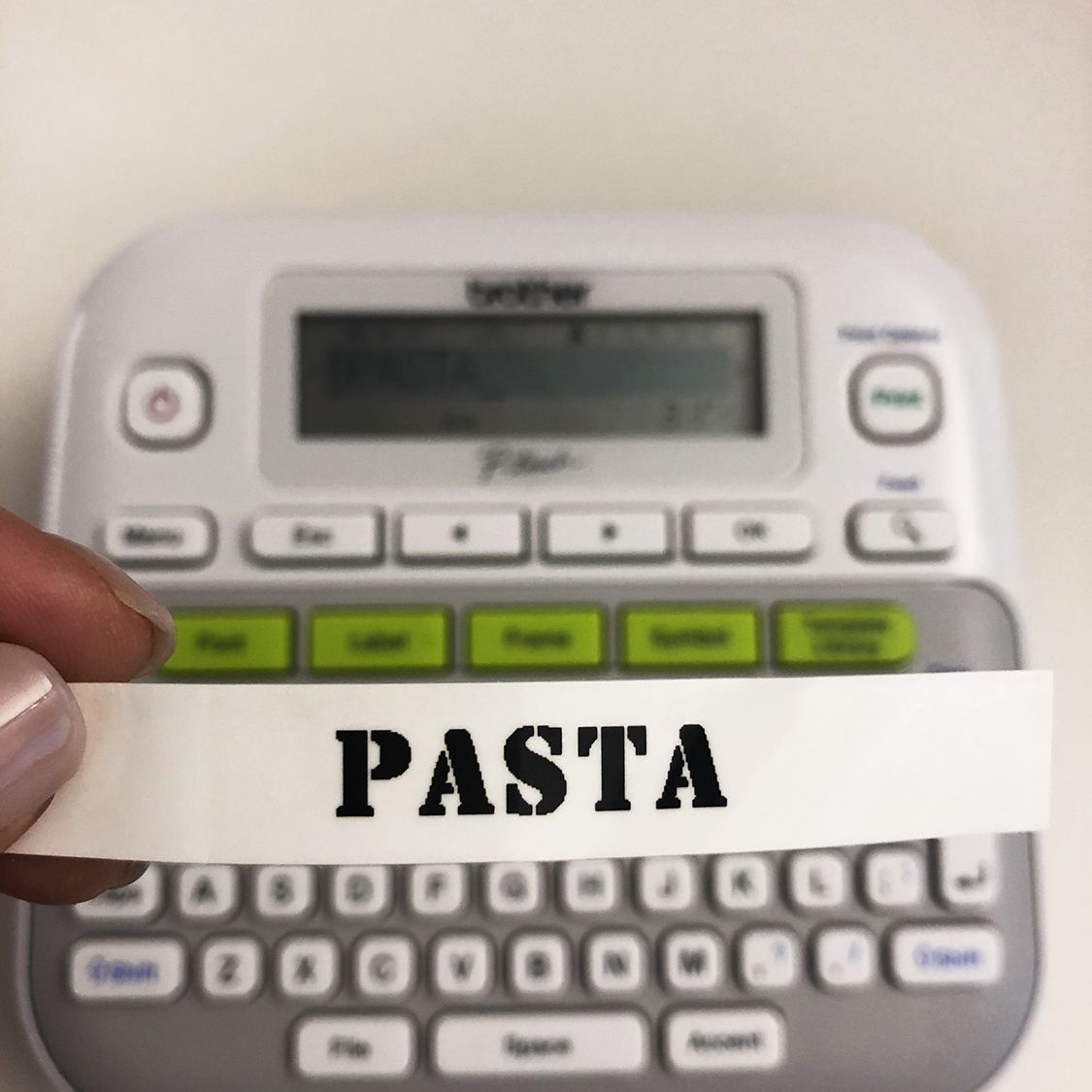 This is a picture of Adaptable Office Max Label Maker