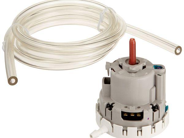 Whirlpool water level washing machine switch