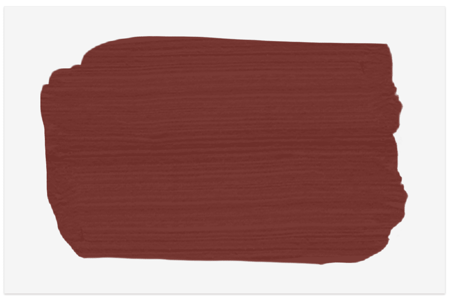 Swatch in Sundried Tomato by Benjamin Moore