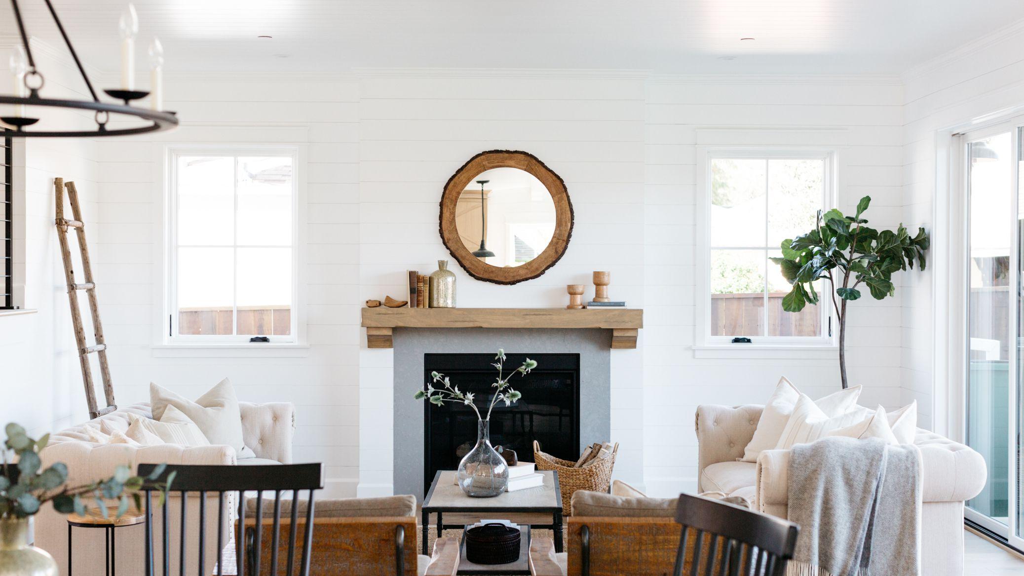 20 Farmhouse Style Living Room Tips