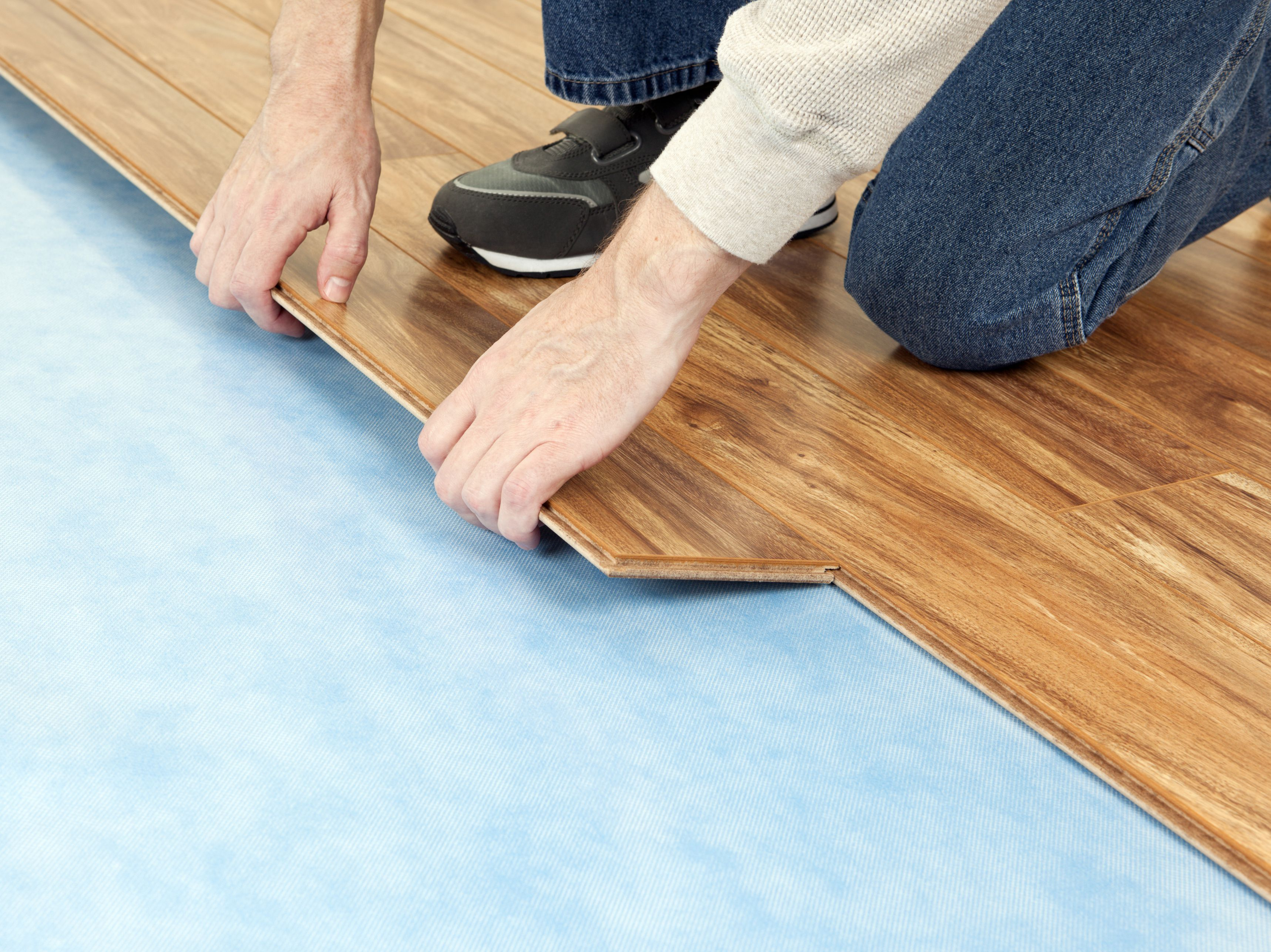 Flooring Underlayment The Basics
