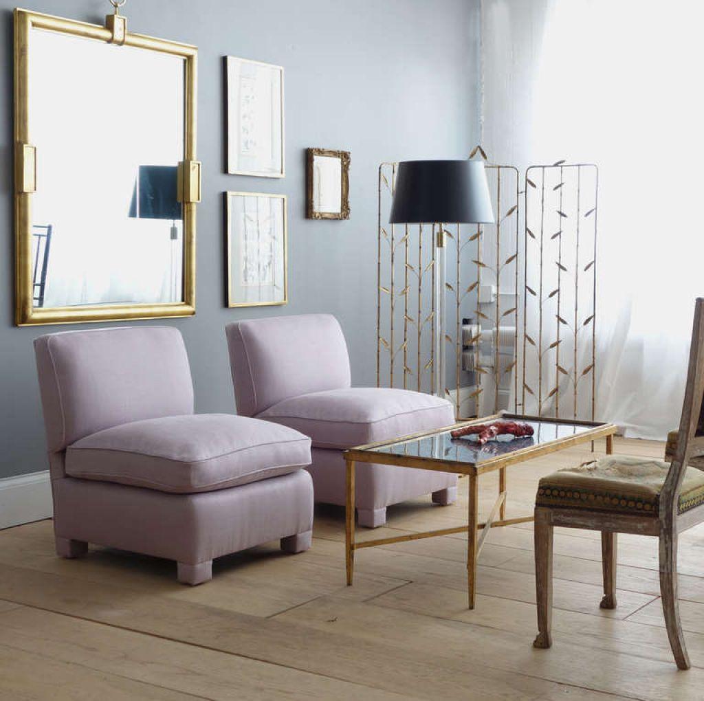 Tendencia de la sala de estar - Zapatilla Mueble