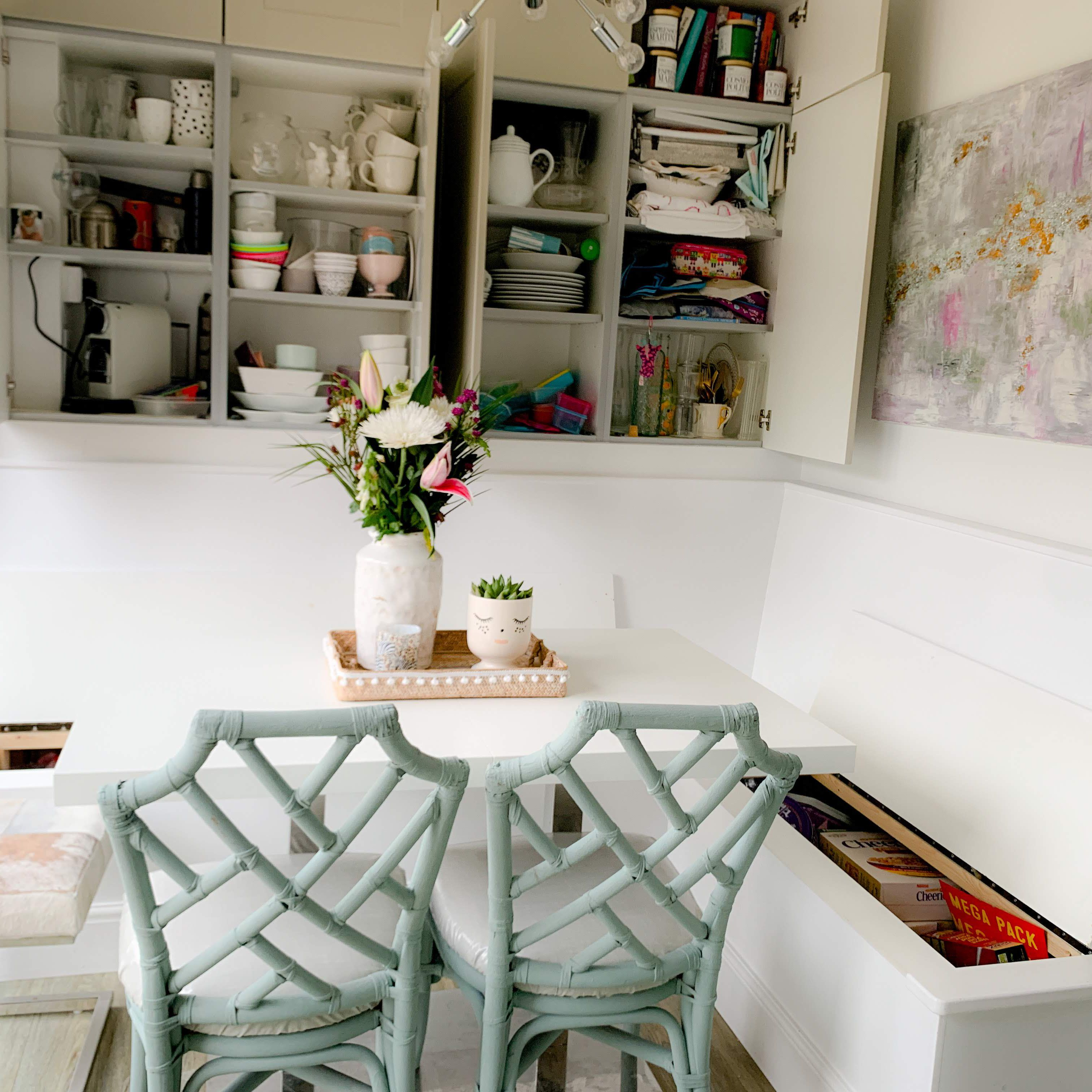 Hidden Storage Ideas For Combating Clutter