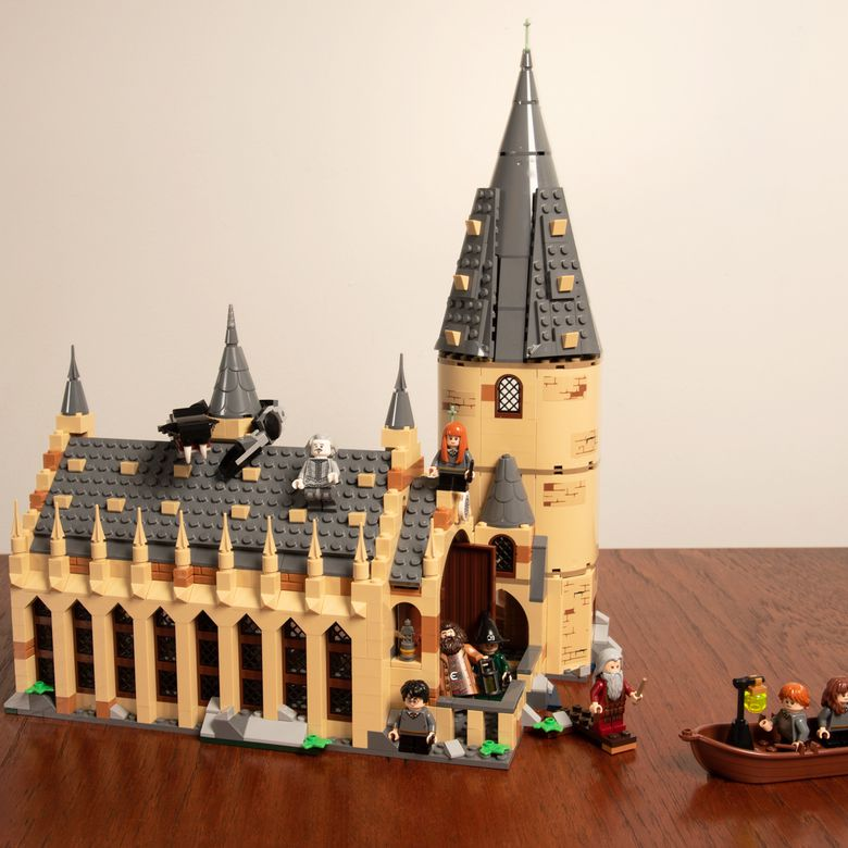 LEGO Harry Potter Great Hall Kit