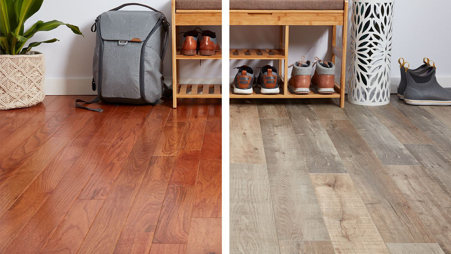 Laminate Vs Solid Hardwood Flooring