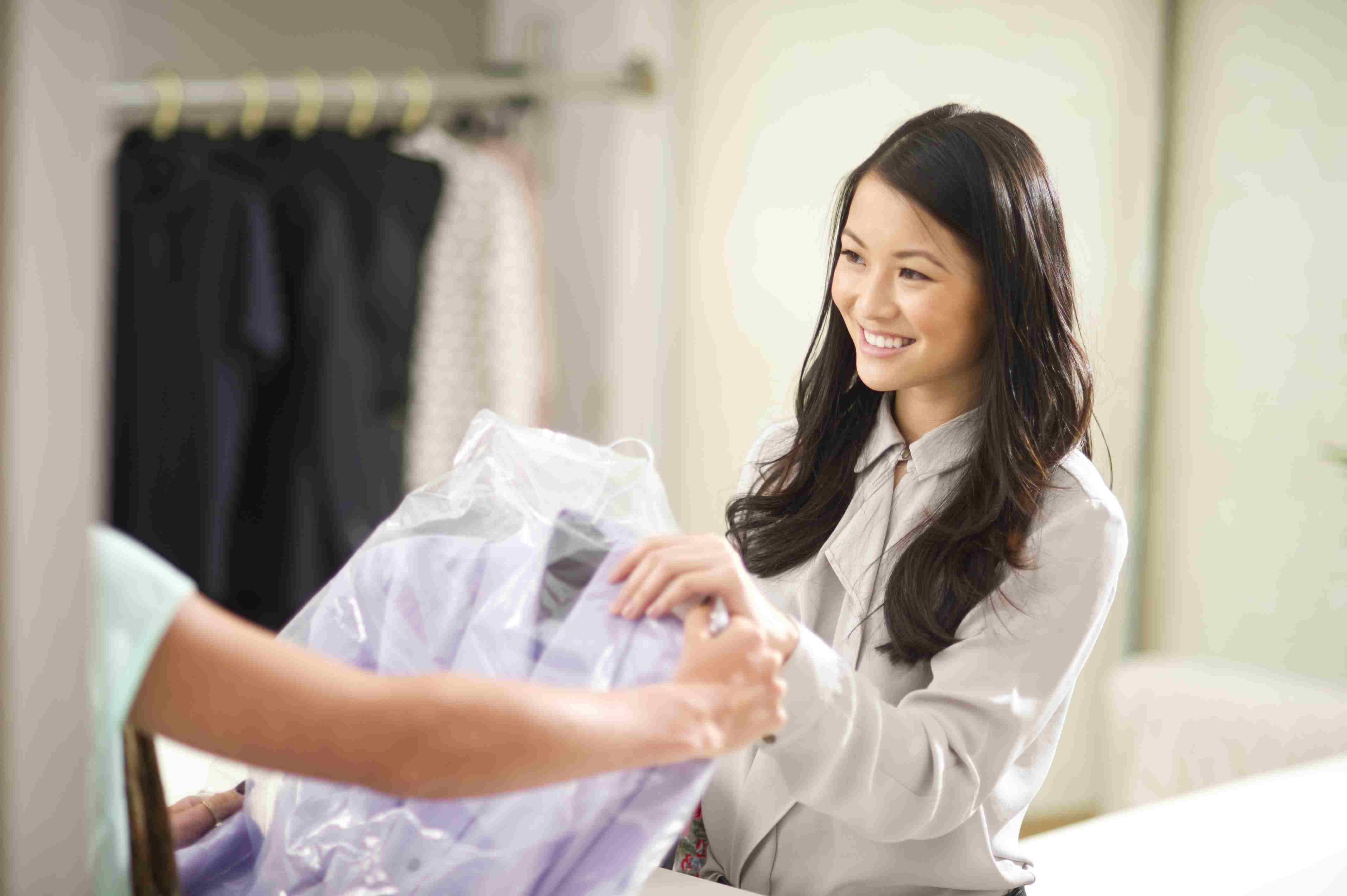 Dry Cleaning Clerk
