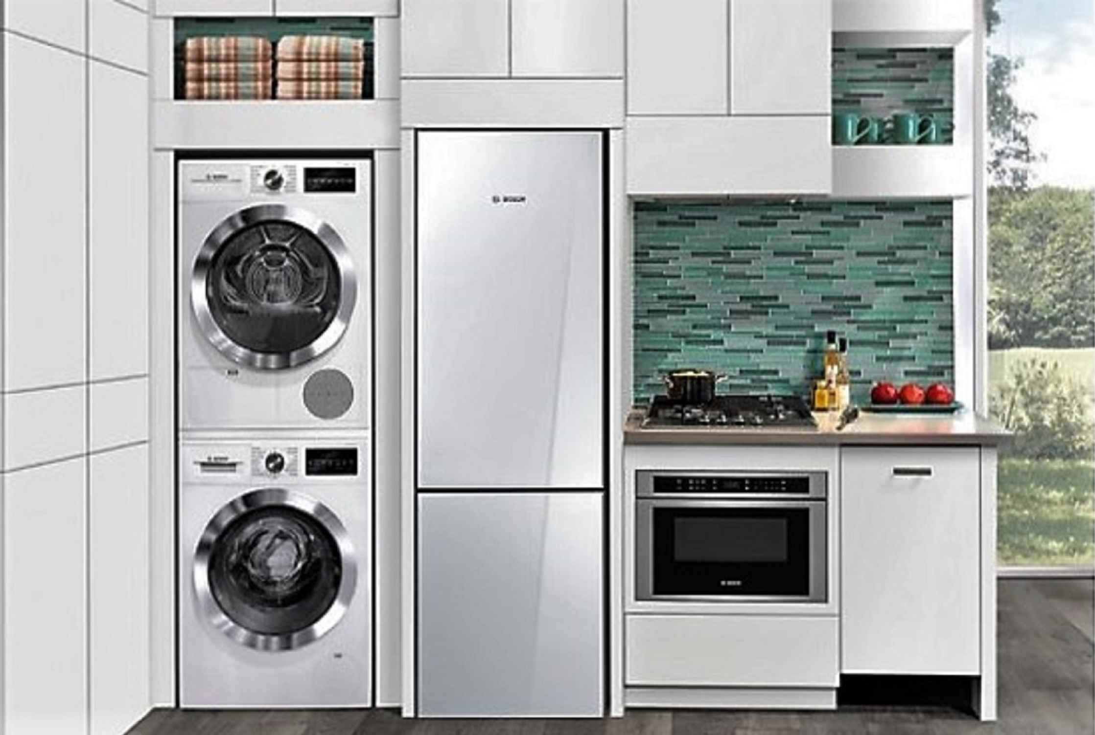 Bosch Kitchen Laundry BIG