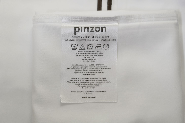 Pinzon 400-Thread-Count Egyptian Cotton Sateen Sheet Set