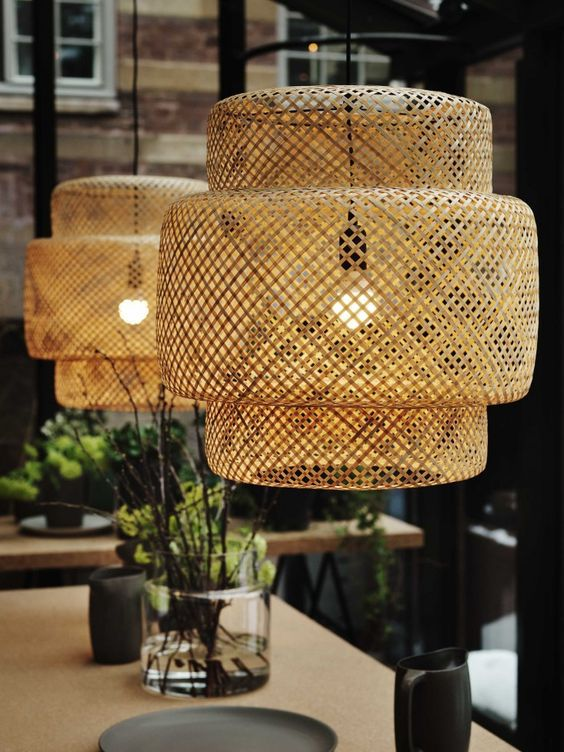 The Best In Woven Lighting