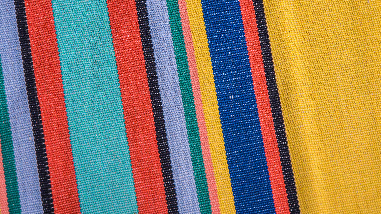 Striped fabric