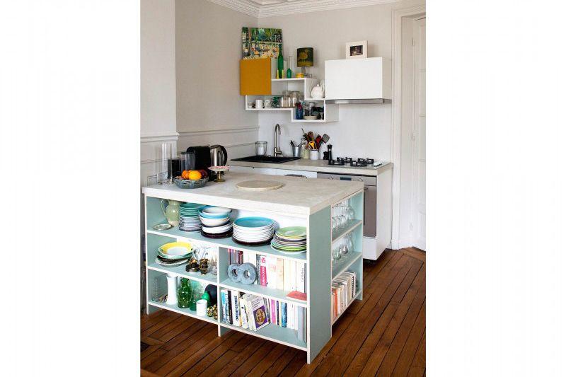 15 Small Kitchen Island Ideas