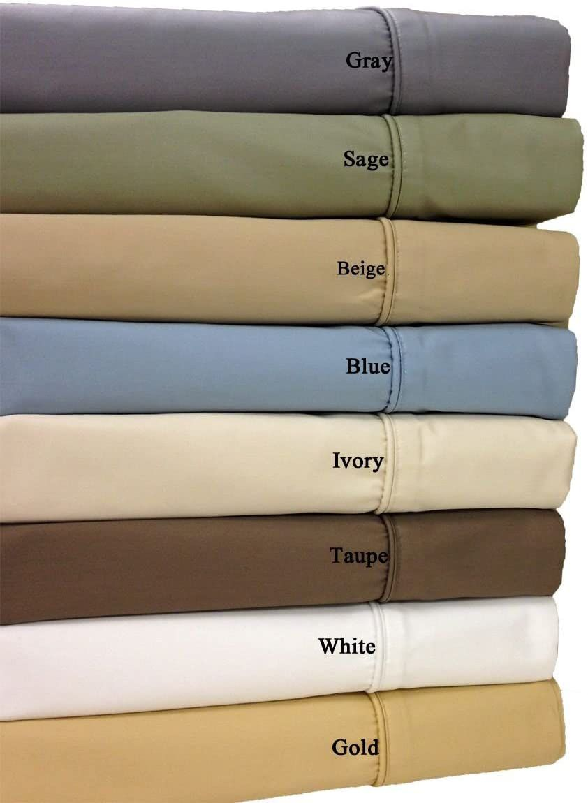 Royal Hotel 650-Thread Count Wrinkle-Free Sheets