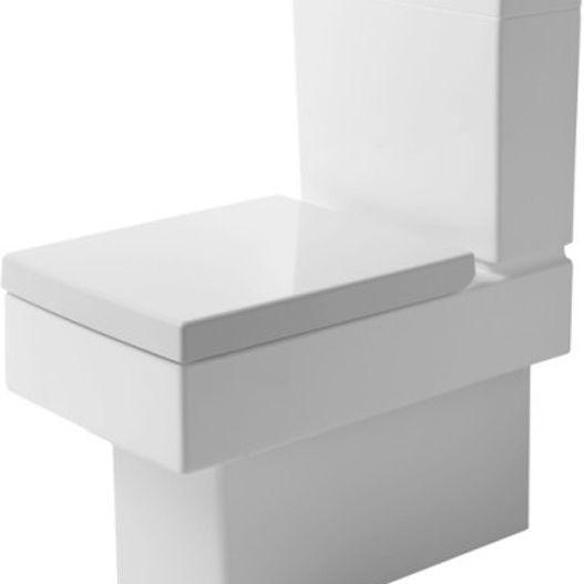 Very Rectangular Toilet
