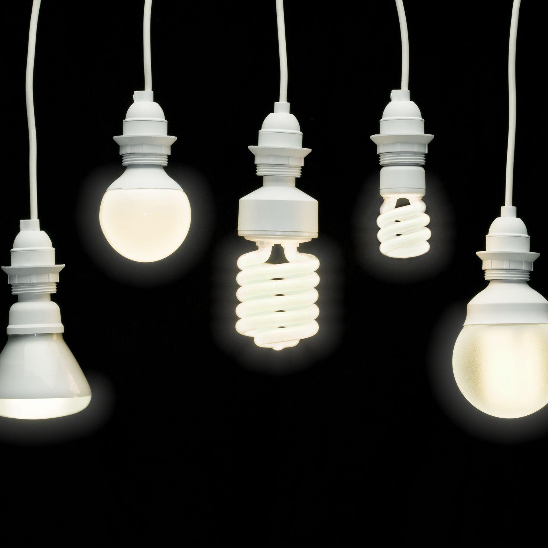 3 Types Of Fluorescent Light Bulbs