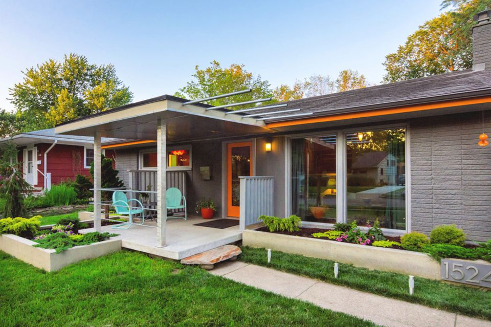 Mid Century Modern Homes For Sale ~ Open Listings