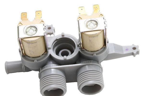 Washing machine inlet valve