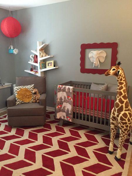 Gender Neutral Color Schemes For A Babys Nursery