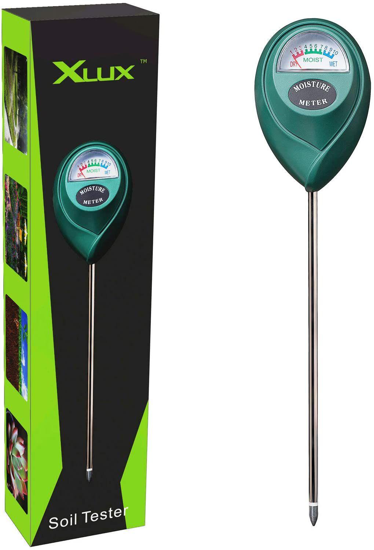 XLUX Soil Moisture Meter, Plant Water Monitor