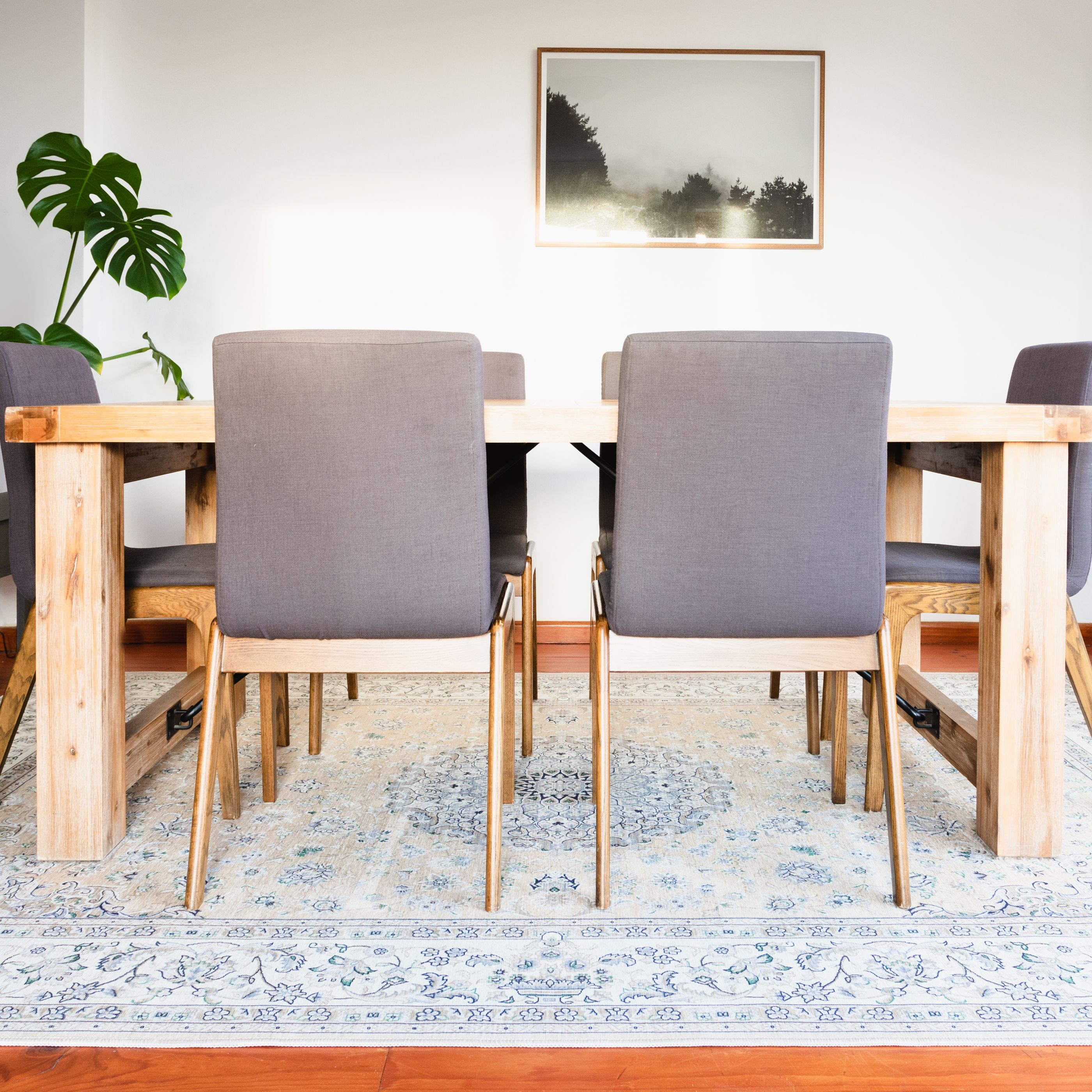How To Choose The Right Dining Room Rug, Dining Room Carpet