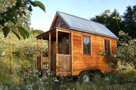 Where Can I Buy A Tiny House >> How Much Does It Cost To Build Or Buy A Tiny House