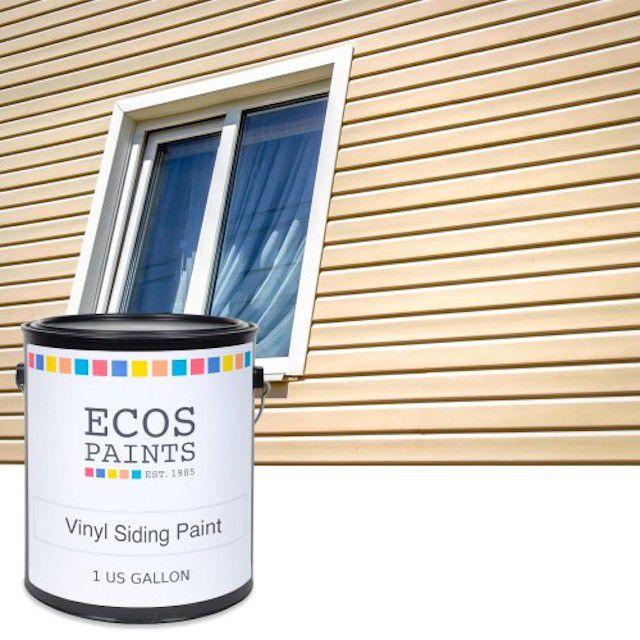 ECOS Exterior Vinyl Siding Paint