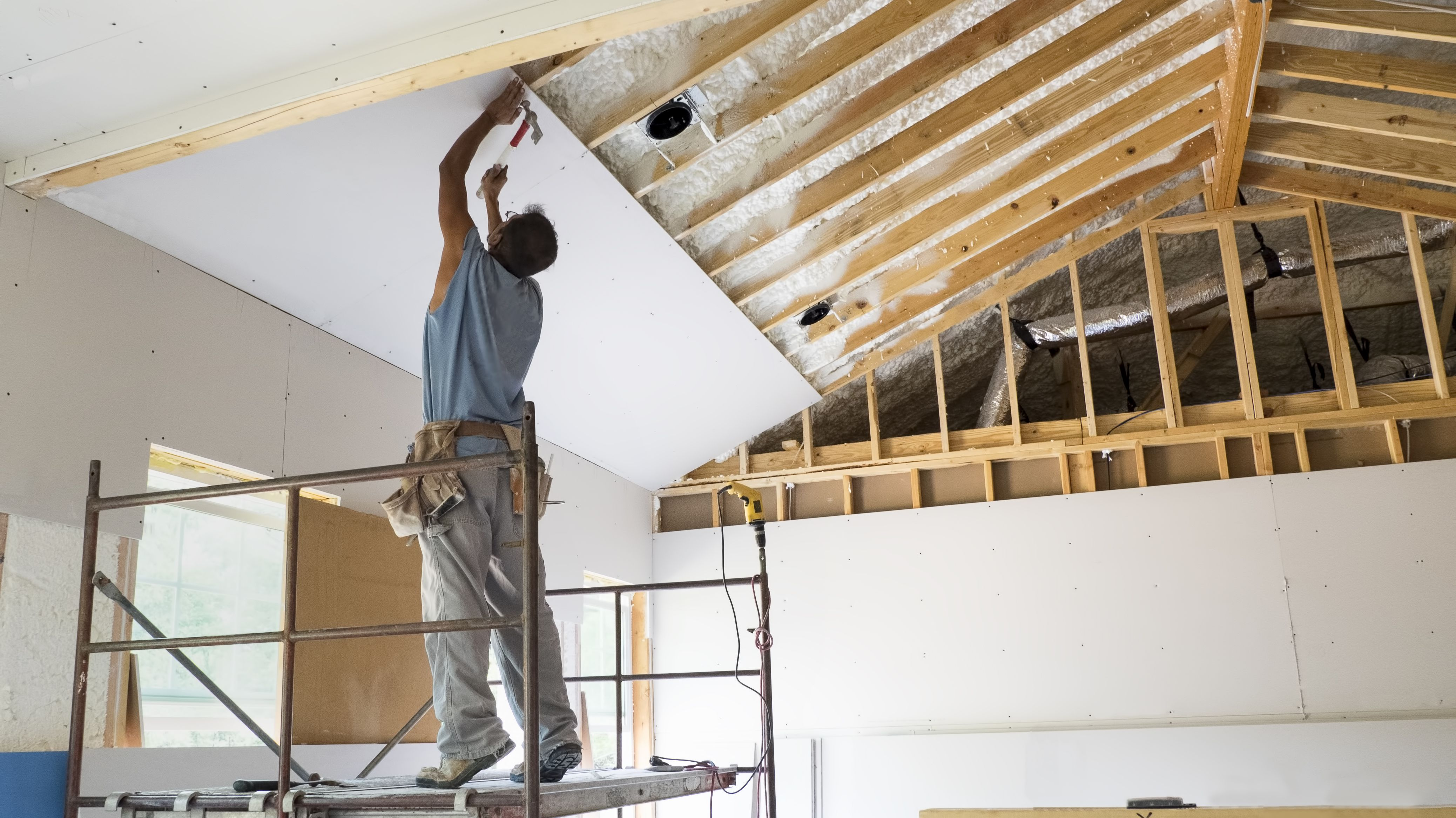 5 Easy Solutions To Common Drywall Problems