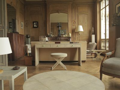 Jean-Michel Frank designed room