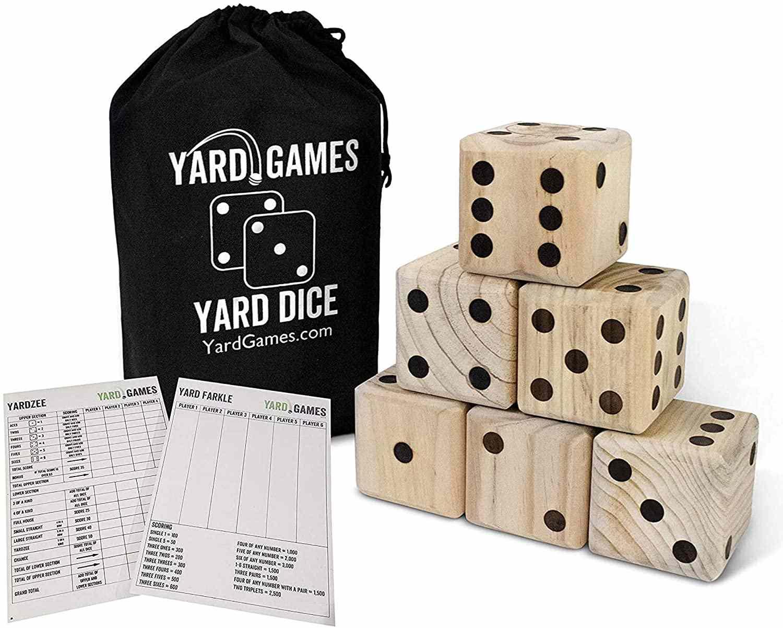 Yard Games Yard Dice.
