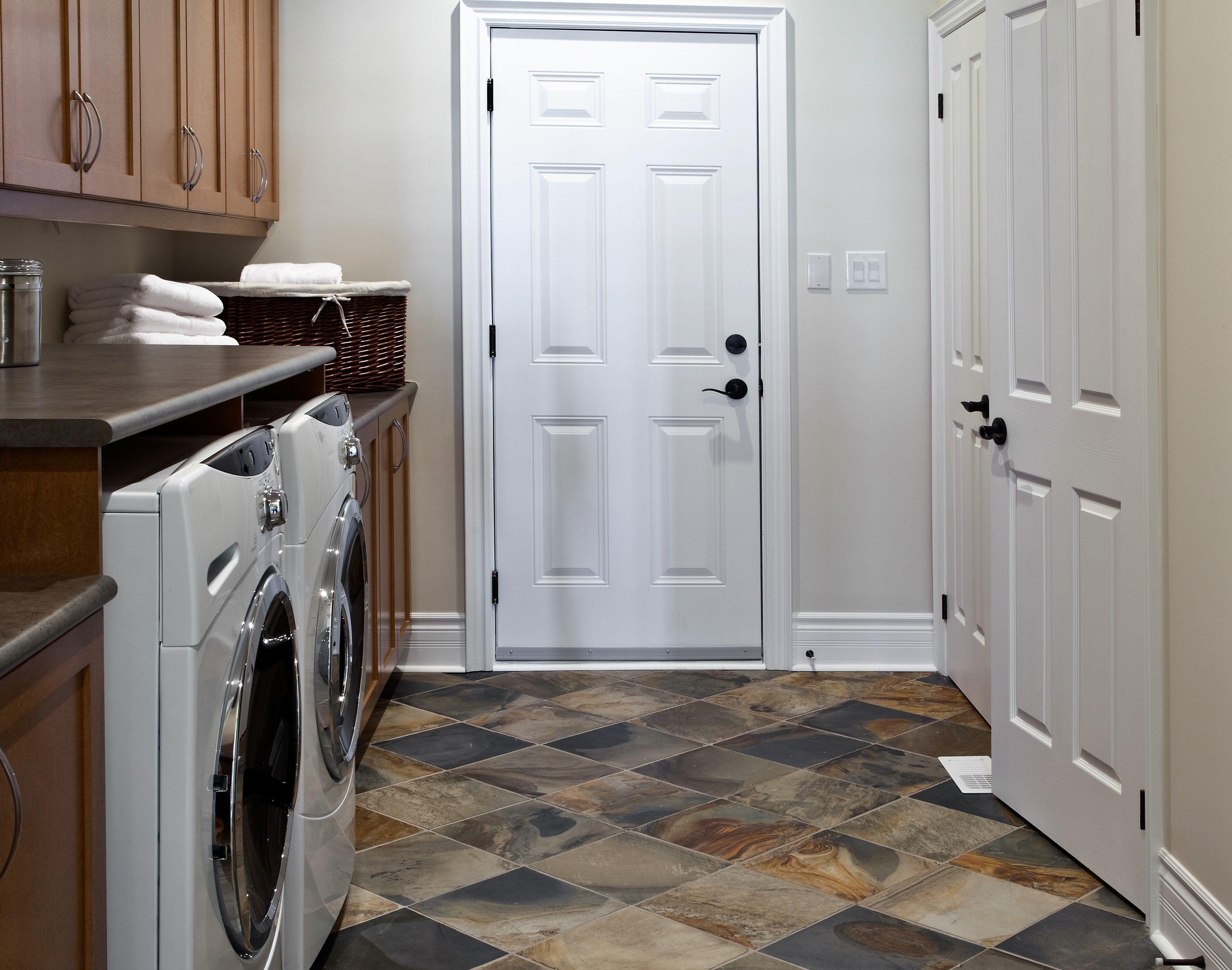 Natural Tile Floor