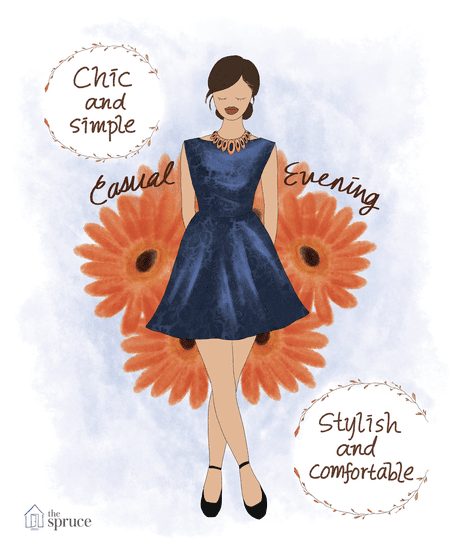 What To Wear To Every Type Of Fall Wedding