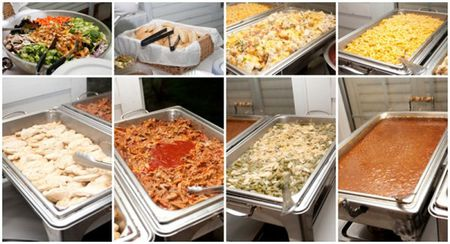 Barbecue Wedding Catering