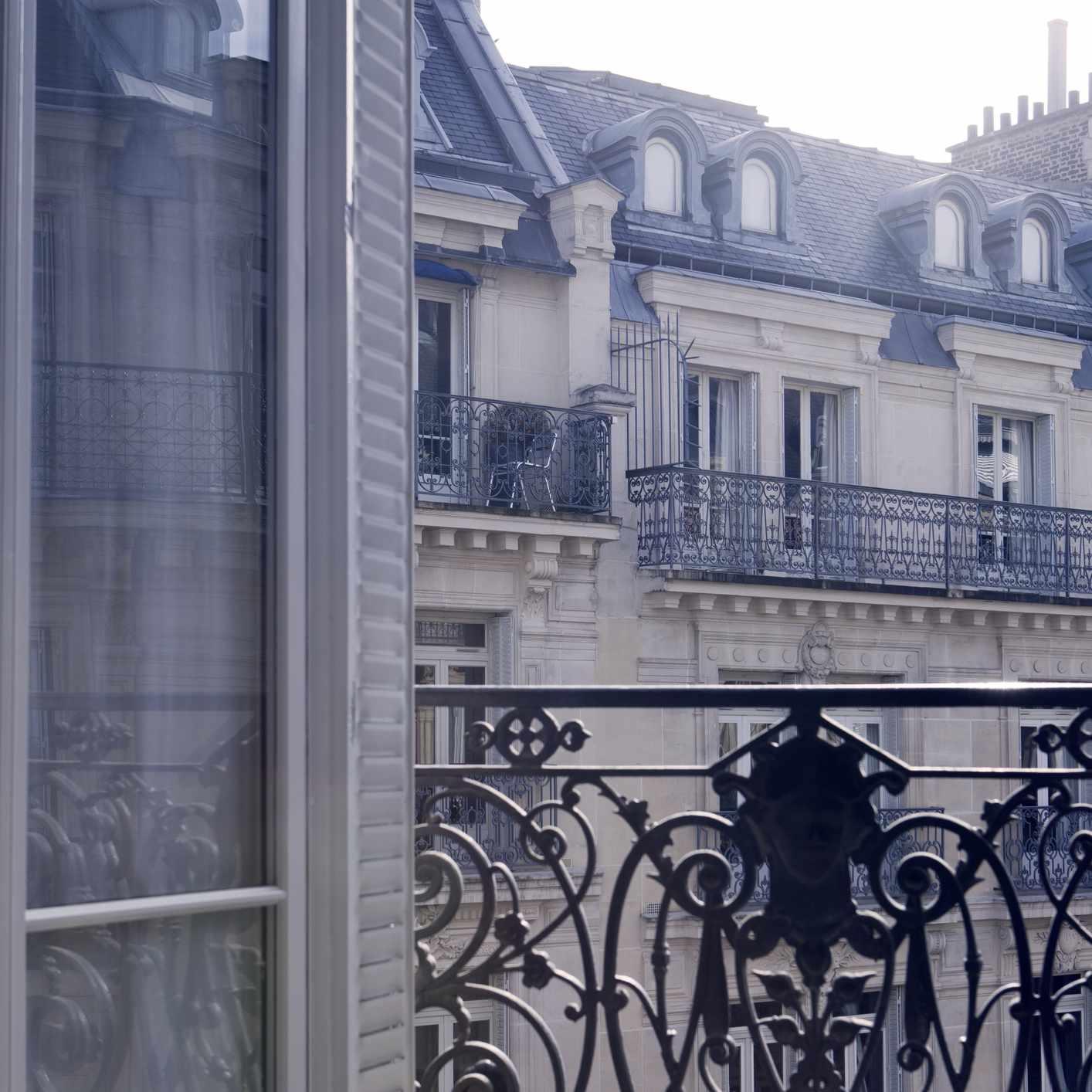 Haussmann Architecture