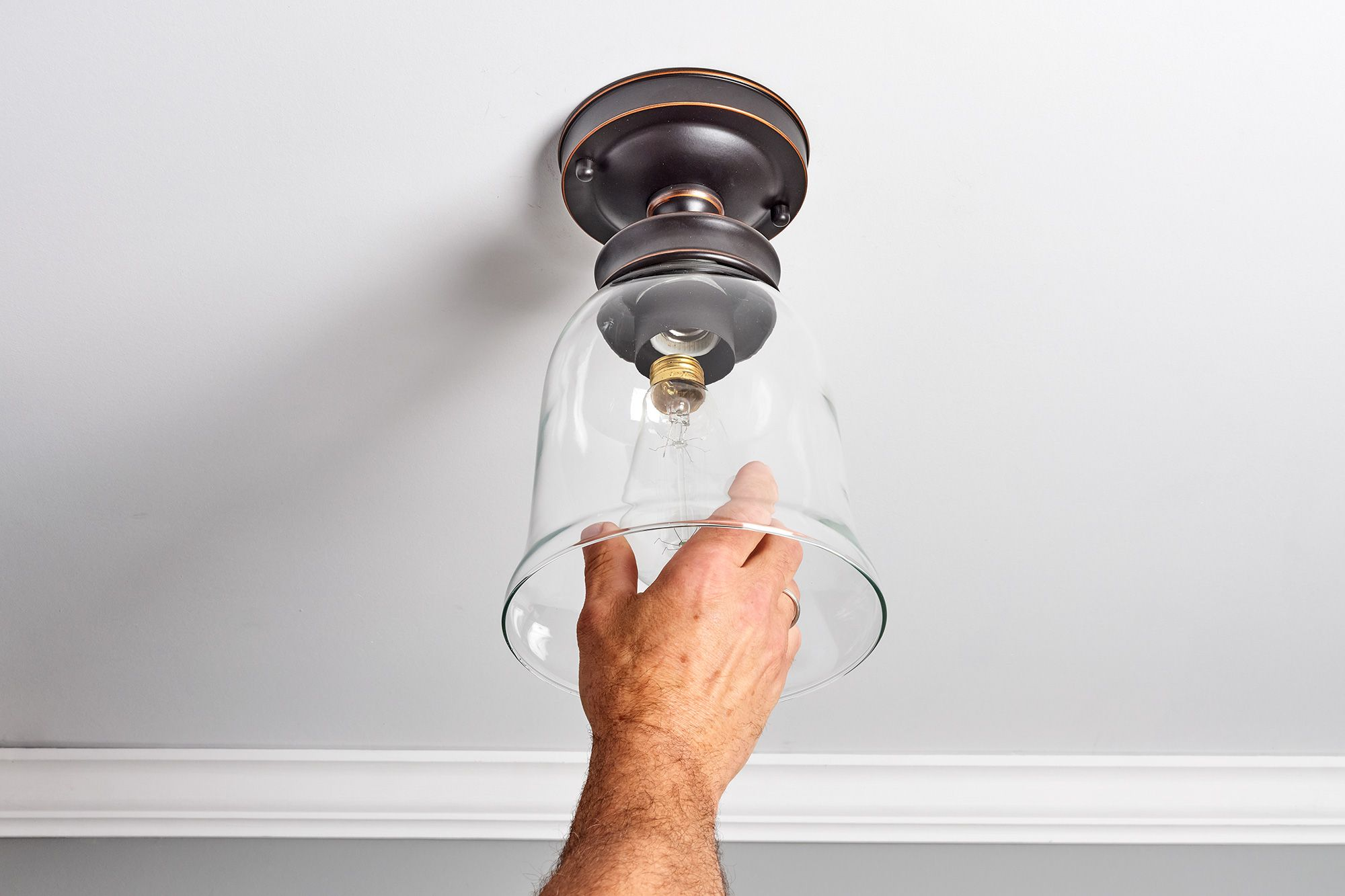 How To Change A Light Socket, How To Change A Chandelier Light Bulb