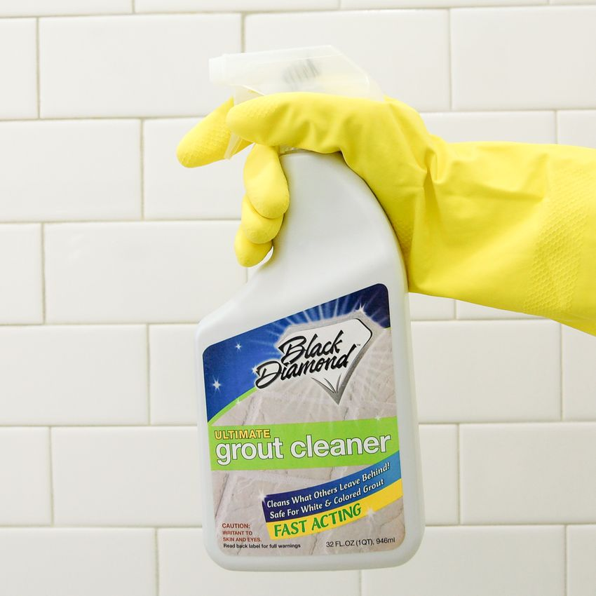 Black Diamond Ultimate Grout Cleaner
