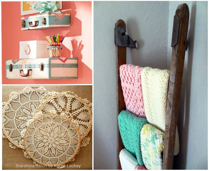 Vintage nursery decor ideas