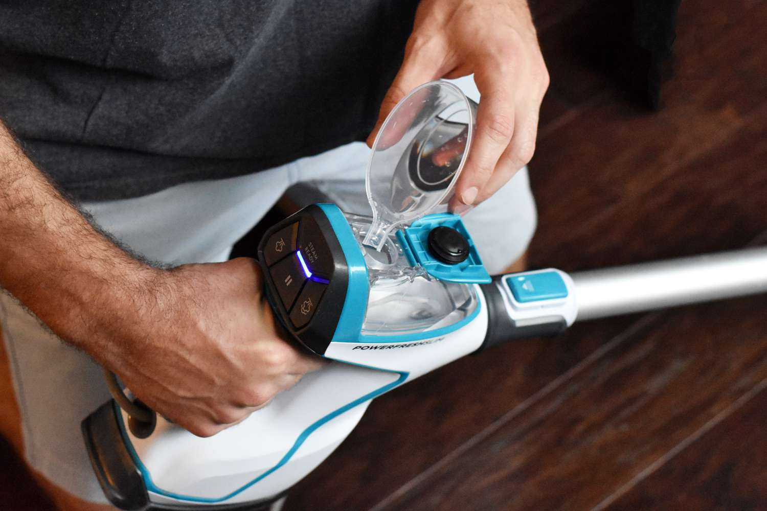 Bissell PowerFresh 3-in-1 Mop and Steam Cleaner