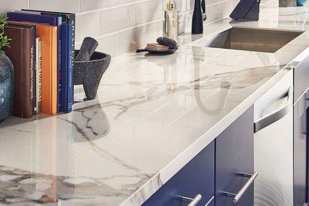 Ceramic Or Porcelain Tile The Best Diy Choice Slab Countertop