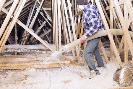 Blow In Insulation The Basics