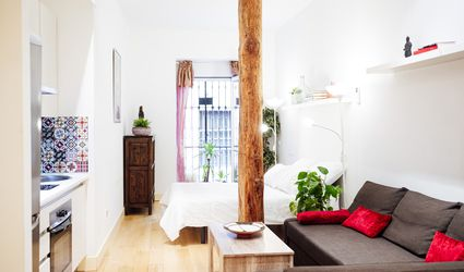 What is an efficiency apartment?