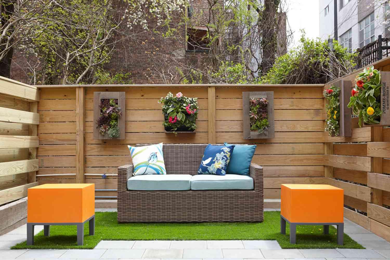 jardines pequeños urbanos