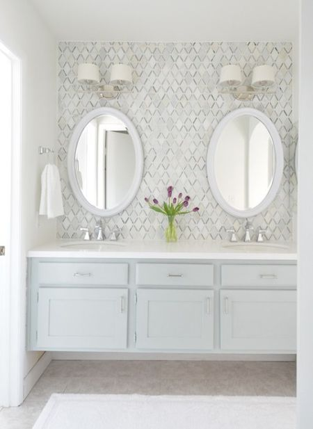 48 Bathrooms With Double Vanities Delectable Bathroom Vanity Double