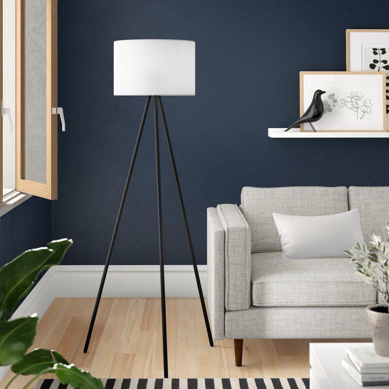Norine Tripod Floor Lamp
